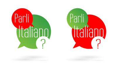 parli-italiano