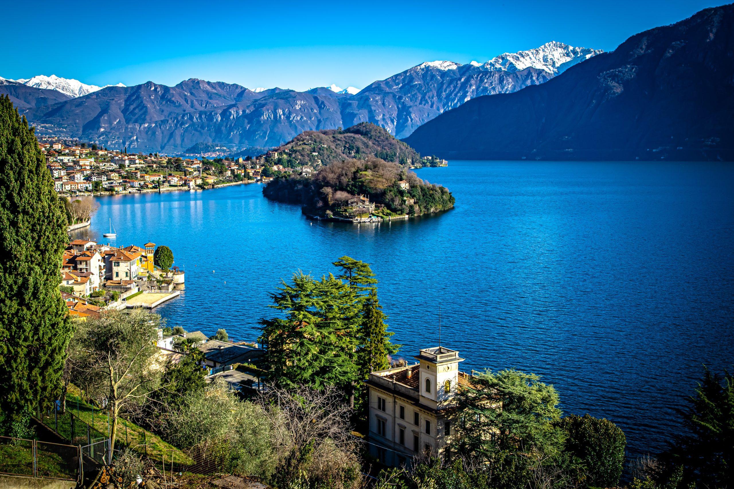 Grand lacs Nord Italie - La Dante Toulouse